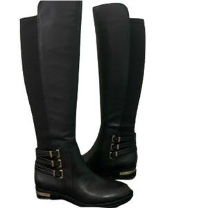 Vince Camuto Medium Calf Tall Boots- Pauletta